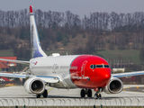 LN-NID - Norwegian Air Shuttle Boeing 737-800 aircraft