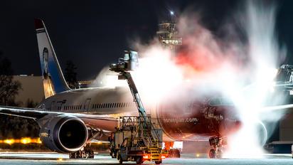 EI-LND - Norwegian Long Haul Boeing 787-8 Dreamliner