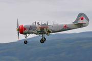 OM-YAK - Aeroklub Kosice Yakovlev Yak-52 aircraft