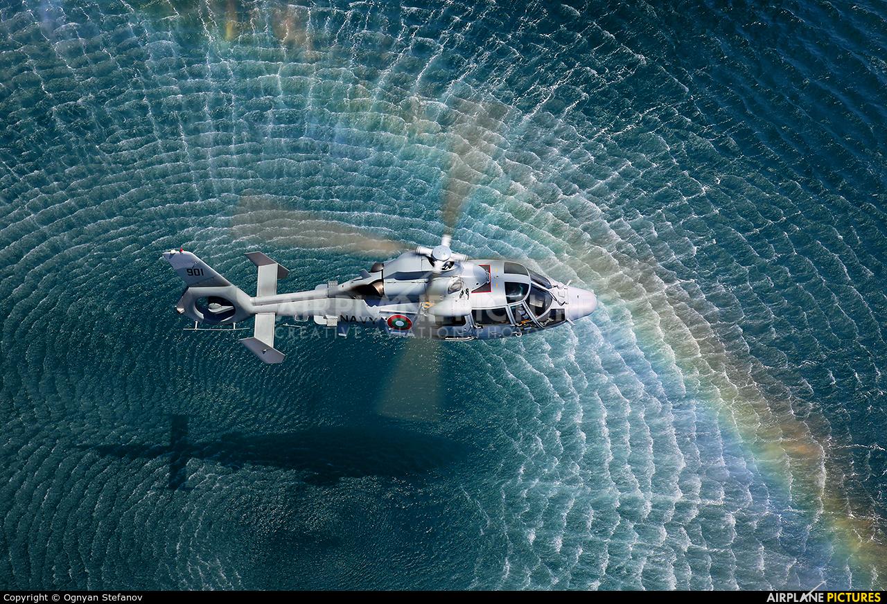 Bulgaria - Navy 901 aircraft at In Flight - Bulgaria