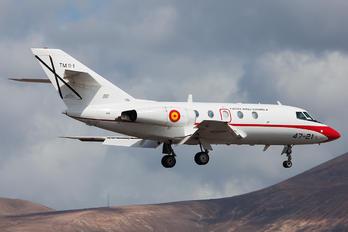 TM.11-1 - Spain - Air Force Dassault Falcon 20