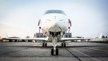 SP-KHI - Blue Jet Bombardier BD-100 Challenger 350 series aircraft