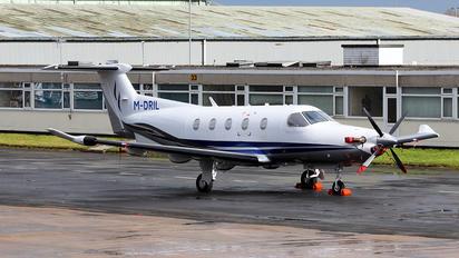 M-DRIL - Private Pilatus PC-12