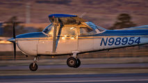 N98954 - Private Cessna 172 Skyhawk (all models except RG) aircraft