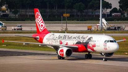 9M-AHJ - AirAsia (Malaysia) Airbus A320
