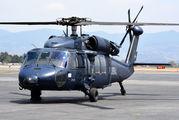 PF-102 - Mexico - Police Sikorsky UH-60L Black Hawk aircraft