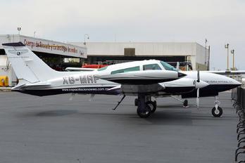 XB-MRP - Capacitación Aérea Integral Cessna 310