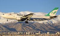 EP-MNT - Mahan Air Airbus A300 aircraft