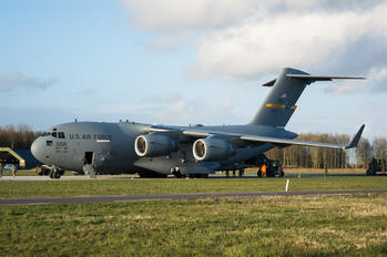 10-0221 - USA - Air Force Boeing C-17A Globemaster III