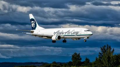 N709AS - Alaska Airlines Cargo Boeing 737-400F