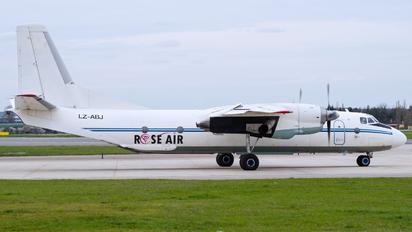 LZ-ABJ - Rose Air Antonov An-26 (all models)