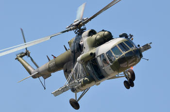 9887 - Czech - Air Force Mil Mi-171