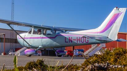 LN-HOG - Private Cessna 172 Skyhawk (all models except RG)