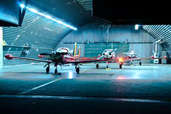 "ST-36 - Belgium - Air Force ""Les Diables Rouges"" SIAI-Marchetti SF-260"
