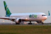 HB-JJF - EC Air - Equatorial Congo Airlines Boeing 767-300ER aircraft