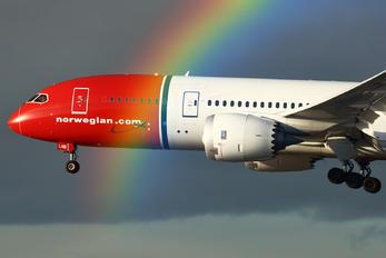 LN-LNB - Norwegian Air Shuttle Boeing 787-8 Dreamliner