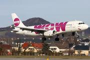 TF-SIS - WOW Air Airbus A320 aircraft
