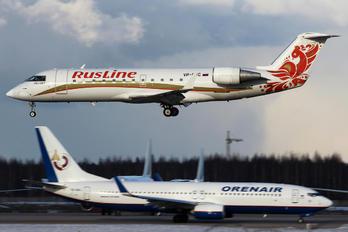 VP-BVC - Rusline Canadair CL-600 CRJ-100