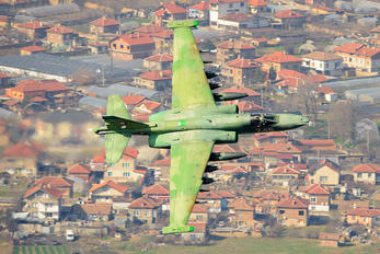 - - Bulgaria - Air Force Sukhoi Su-25K