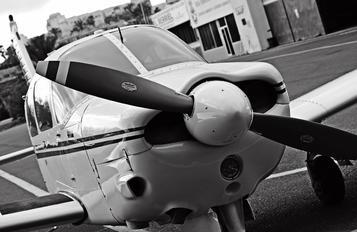 EC-MJU - Real Aero Club de Gran Canaria Piper PA-28 Cherokee