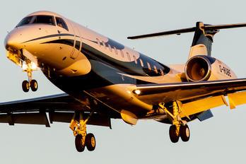 G-RUBE - London Executive Aviation Embraer ERJ-135