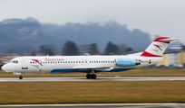 OE-LVK - Austrian Airlines/Arrows/Tyrolean Fokker 100 aircraft