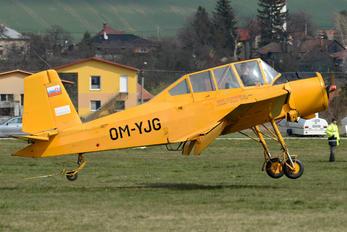 OM-YJG - Aero Slovakia Zlín Aircraft Z-37A Čmelák