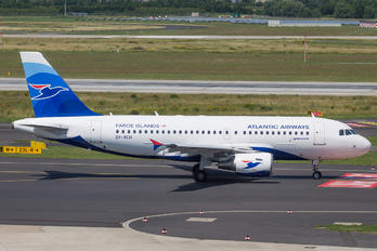 OY-RCH - Atlantic Airlines Airbus A319