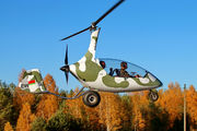 EW-443SL - Belarus - Government Rotorsport Calidus aircraft