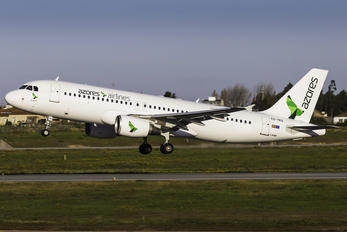 CS-TKQ - Azores Airlines Airbus A320