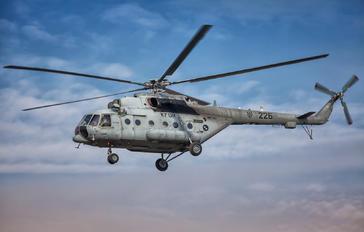 226 - Croatia - Air Force Mil Mi-171