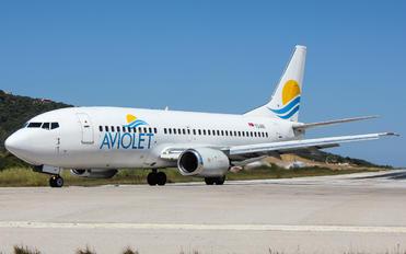 YU-ANI - Aviolet Boeing 737-300