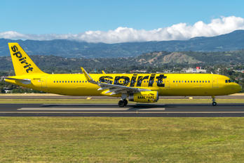 N659NK - Spirit Airlines Airbus A321