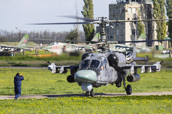 09 - Russia - Air Force Kamov Ka-52 Alligator