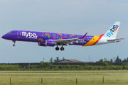 G-FBEJ - Flybe Embraer ERJ-195 (190-200) aircraft