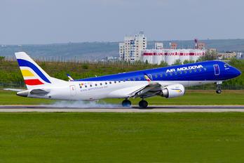 ER-ECC - Air Moldova Embraer ERJ-190 (190-100)