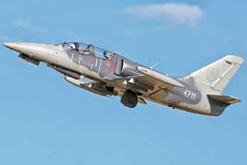 4711 - Slovakia -  Air Force Aero L-39ZAM Albatros
