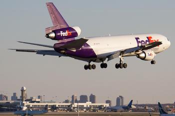 N307FE - FedEx Federal Express McDonnell Douglas MD-10-30F