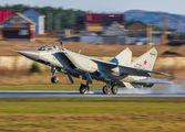 17 - Russia - Air Force Mikoyan-Gurevich MiG-31 (all models) aircraft