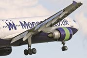 G-MONS - Monarch Airlines Airbus A300 aircraft