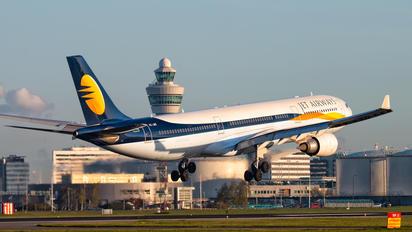 VT-JWT - Jet Airways Airbus A330-300