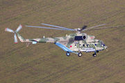 59 - Russia - Air Force Mil Mi-8AMT aircraft