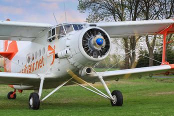 SP-FMT - Silvair Antonov An-2