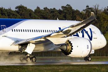 CC-BBI - LAN Airlines Boeing 787-8 Dreamliner