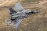 05-4107 - USA - Air Force Lockheed Martin F-22A Raptor aircraft