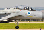 957 - Israel - Defence Force McDonnell Douglas F-15D Eagle aircraft