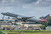 N721AN - American Airlines Boeing 777-300ER aircraft
