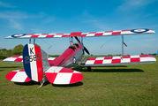 G-ANKT - The Shuttleworth Collection de Havilland DH. 82 Tiger Moth aircraft