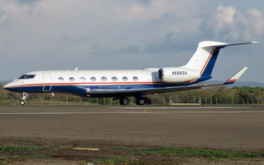 N606SA - Wells Fargo Bank Northwest Gulfstream Aerospace G650, G650ER