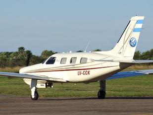 LV-CCK - Private Piper PA-46 Malibu / Mirage / Matrix